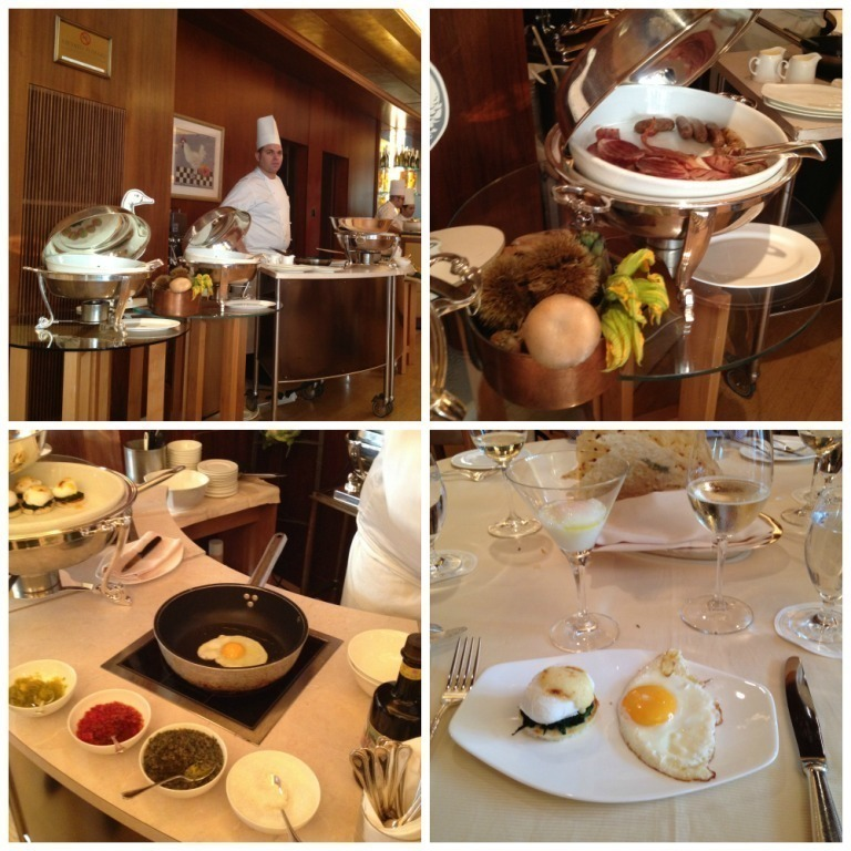 brunch domingo Four Seasons Milao